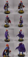Roy Custom Amiibo by ChibiSilverWings