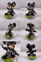 Disney Infinity Mickey KH Org 13 by ChibiSilverWings