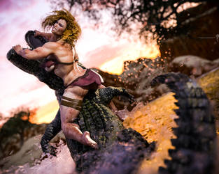 Kylah Evening HQ - large file by thormanoftunder