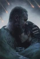 NOAH poster by YURISHWEDOFF