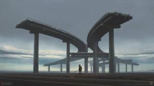 Roads by YURISHWEDOFF