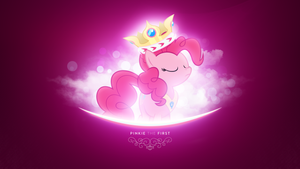 Pinkie the First by AdrianImpalaMata