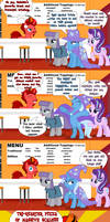 CMSN: The Great and Powerful Hot Mess by JasperPie