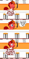 CMSN: Pranks For Nothing by JasperPie