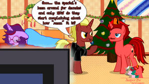 Jaspmas Day 10: Questionable Special Standards by JasperPie