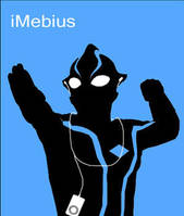 Ultraman Mebius Ipod by Psyke80