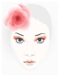 rose by kapailuj