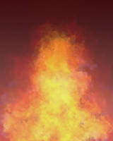 Flame/Cloud Shape Texture Stock 3 by MellodyDoll-Stock