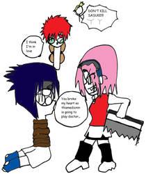 Stupid Sasuke by animefairyofdarkness