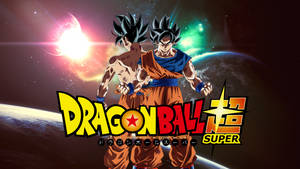 Son Goku's Ultimate Limit Breaker Wallpaper by WindyEchoes