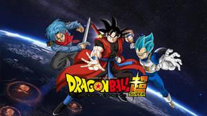 Xeno Goku Dragon Ball Super Wallpaper by WindyEchoes