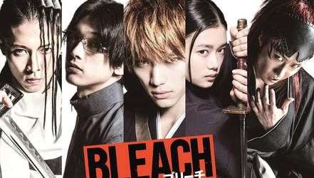 BLEACH 2018 Live Action Movie Poster by WindyEchoes