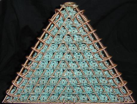 Patina Pyramid Face by Rescyou