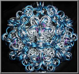 Blue Ball by Rescyou