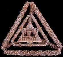 Tri-Pyramid by Rescyou