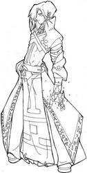 Kusari Seidai - Prophet Era by joemaos