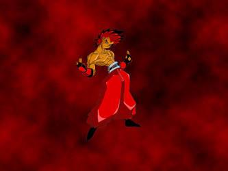 Manga Duel Blood Clouds by joemaos