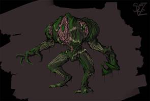 Xel'lotath Horror by Halycon450