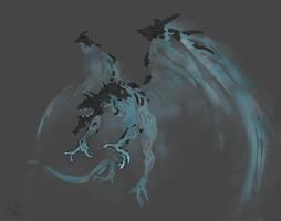 Visage, the Bound Form of Necro'lic by Halycon450