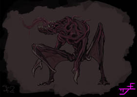 Mantorok Vampire by Halycon450