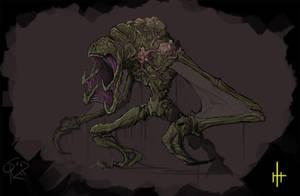Y'soth Vampire by Halycon450