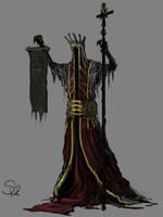 Royal Archbishop by Halycon450