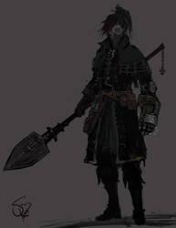Graverobber by Halycon450