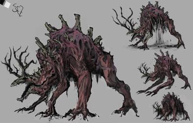 Fleshcurse Valg by Halycon450