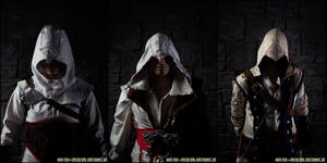 We Work In The Dark -Assassin's Creed- by StarDustShadow