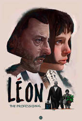 Leon the Professional by Marcel-Domke