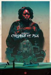 Children of Men Fanart by Marcel-Domke