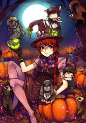 We Invite You To HALLOWEEN by Risto-licious