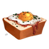 egg by Risto-licious