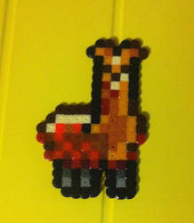 Llama Badge! by 16bitsofplastic