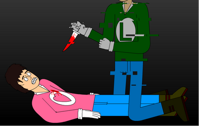 Valentine Lengieal is about to be KILLED! by Lengieal