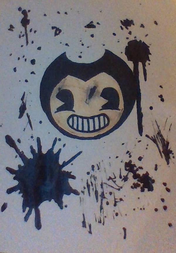 [OLD] INKED- BATIM Fanart Contest by AxelTheJackal