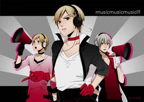 MusicMusicMusic by temari114