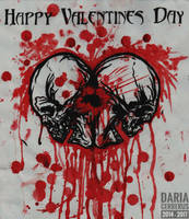 Happy Valentine's Day by DariaCerberus