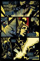 Batman Short pg.1 by JoeRuff
