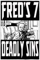Fred's Seven Deadly Sins 1of5 by JoeRuff