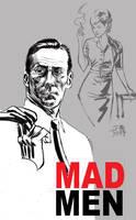 Mad Men by JoeRuff