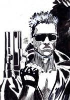 The Terminator by JoeRuff
