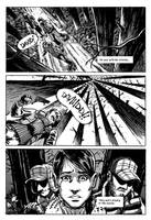 What Lives in The Woods Page 2. by JoeRuff