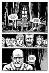 What Lives in The Woods Page 7. by JoeRuff