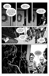 What Lives in The Woods Page 10 by JoeRuff
