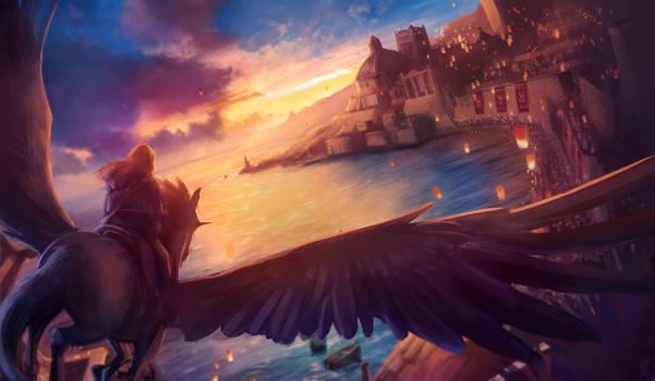 Wings of Wonder - THU Challenge 2018 by Tsu-gambler