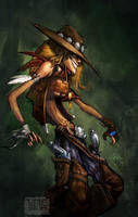 cowgirl by Vamp1r0