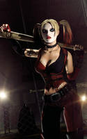 Arkham City: Queen of spades by DP-films