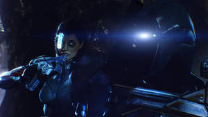 Mass Effect 3: Stealth by DP-films