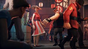 Team Fortress 2: Opposites attract by DP-films